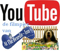 link filmpjes BB&B De Hondentuin en At The Beardie-Inn op Youtube